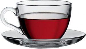 Набор чайный (55161+54432) 6 пар Бейзик Б (103851)