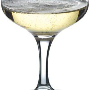Шампанское-блюдце 260 мл. d=103, h=133 мм Бистро Б /12/
