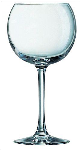 Бокал для вина 350 мл. d=72/90, h=182 мм бел. Каберне Балон /6/