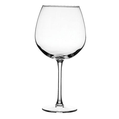 Бокал для вина 630 мл. d=110, h=215 мм красн. Энотека Б /12/