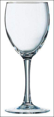 Бокал для воды 310 мл. d=70/80, h=196 мм Принцесса /12/