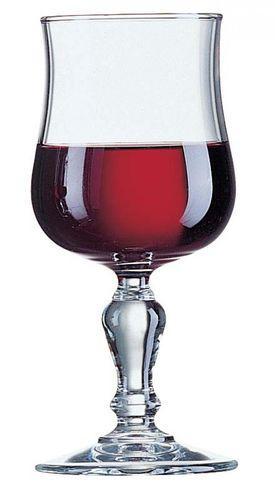 Бокал для вина 240 мл. d=65/73, h=160 мм Норманди /12/ Z