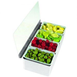 Контейнер для фруктов 4 отд. Bonzer
