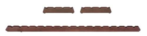 Подставка для ложек «Modul», дерево, т/коричневый