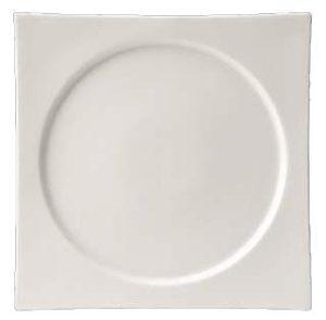 ZIEHER ConFinesse Тарелка квадратная 21 см, фарфор