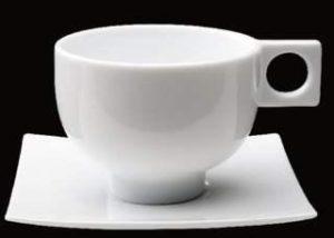 ZIEHER ConFinesse Чашка чайная 250 мл, фарфор