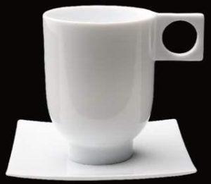 ZIEHER ConFinesse Чашка 350 мл, фарфор