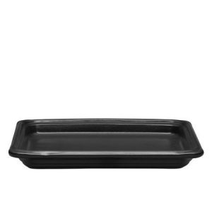 Гастроемкость GN 1/2-40 керамическая, черная