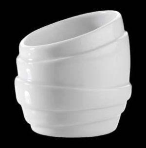 ZIEHER Ribbon Стакан для сервировки 100 мл, d=6,5 см, фарфор