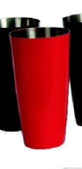 Стакан смесительный 0,9 л. нерж. красный MGSteel