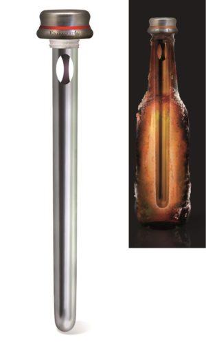 Охладитель для бутылки (пива) нерж. VB /8/