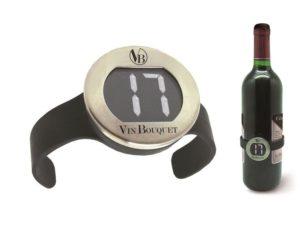 Термометр для вина на бутылку VB /12/