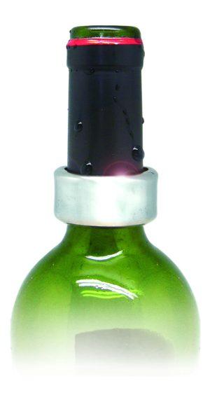 Кольцо на бутылку для улавливания капель VB