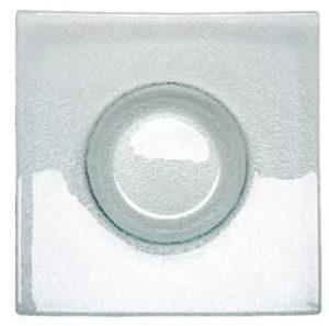 ZIEHER ConFinesse Тарелка квадратная 29,5х29,5см, стекло