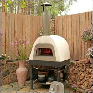 Профессиональная дровяная печь I — 60