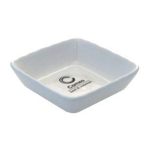 Блюдце для соуса квадратное Dish 9см ,100мл (12)