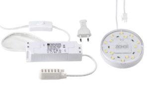 Светодиодная лампа, аккумуляторная