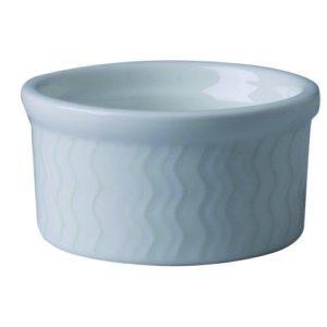 Кокотница круг. 7 см., 6cl, фарфор