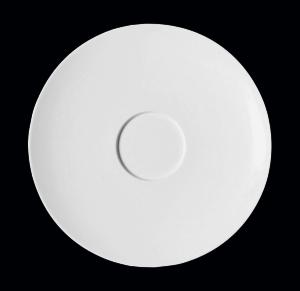 Блюдце круг. 13 см., для чашки CLCU 09 , фарфор