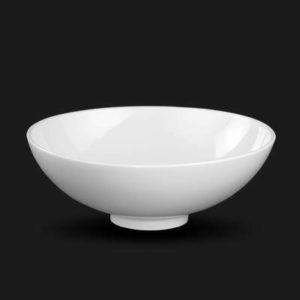 Салатник круг. 23см., 140 cl., фарфор