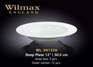 Тарелка глубокая 12 | 30.5 см