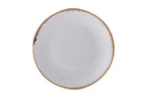 тарелка плоская 18см