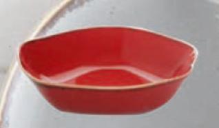 чаша с волнообразным краем 16CM