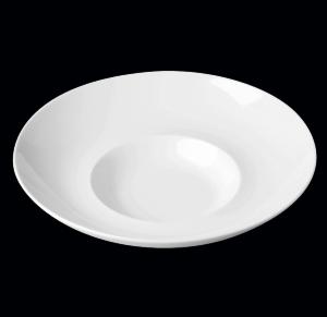 Тарелка круг. 26 см., 125 cl. глуб., фарфор