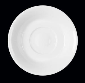 Блюдце круг. 13 см., для чашки FDCU 09 , фарфор