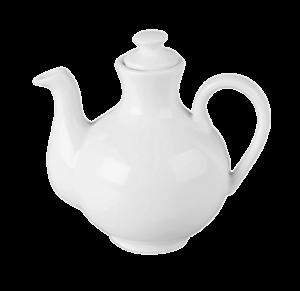 Емкость в виде чайничка 20 cl., для масла или уксуса, фарфор