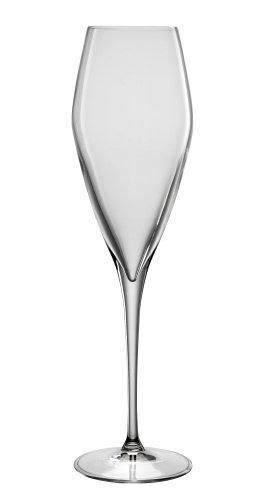 Atelier Бокал для шампанского 270 мл, d=6,88 см, h=25,4 см, хрустальное стекло